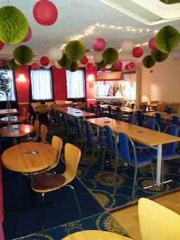 Jesmond Suite - suitable for parties, live music, classes and meetings