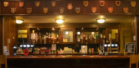 Main Bar Lounge at Jesmond Legion