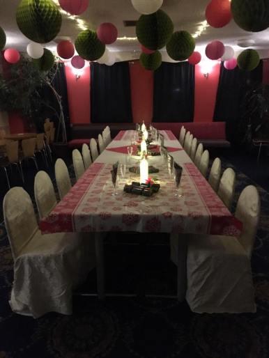 Wedding reception at Jesmond Legion