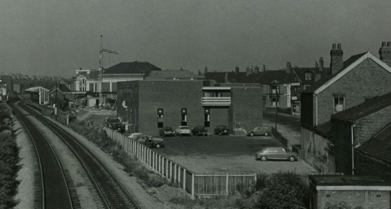 Jesmond Royal British Legion car park