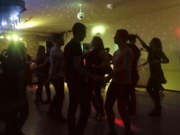 Salsa night at Jesmond Legion